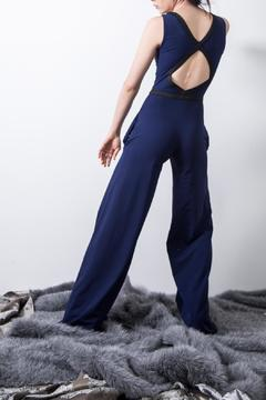 Loula by Zermeno Elegant Stretch Jumpsuit - Alternate List Image