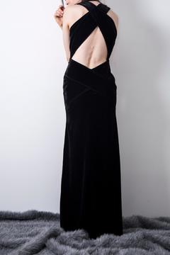 Shoptiques Product: Elegant Velvet Dress