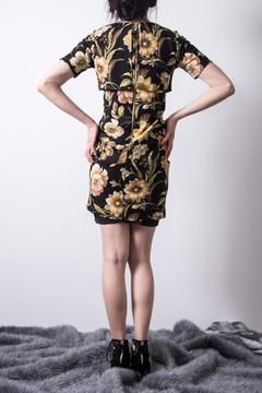 Loula by Zermeno Short Floral Dress - Alternate List Image