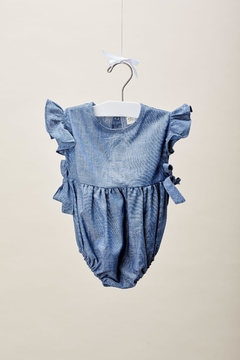 Lil Lemons Loulou Ruffle Romper - Alternate List Image