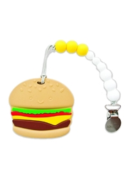 loulou LOLLIPOP Burger Teether - Product Mini Image