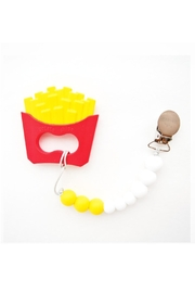 loulou LOLLIPOP Fries Teether - Product Mini Image