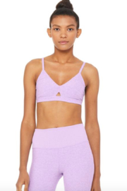 ALO Lounge Bra - Front cropped