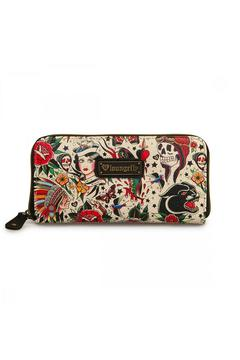 Loungefly Classic Tattoo Wallet - Product List Image