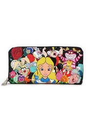 Loungefly Double-Sided Alice Wallet - Product Mini Image