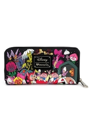Loungefly Double-Sided Alice Wallet - Front full body