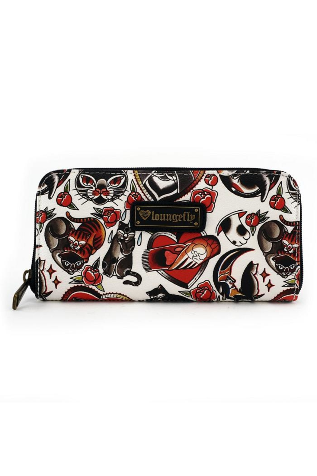 Loungefly Kitty Flash Wallet - Main Image