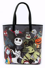 Loungefly Nightmare Character Tote - Product Mini Image