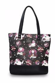 Loungefly Nightmare Tattoo Tote - Product Mini Image