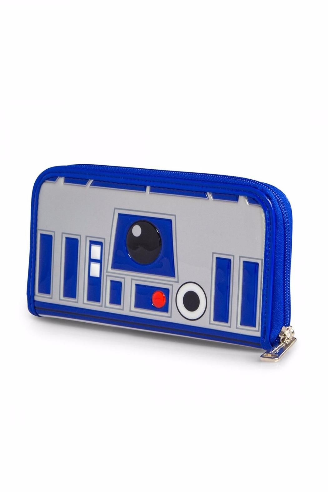 Loungefly R2-D2 Wallet - Front Full Image