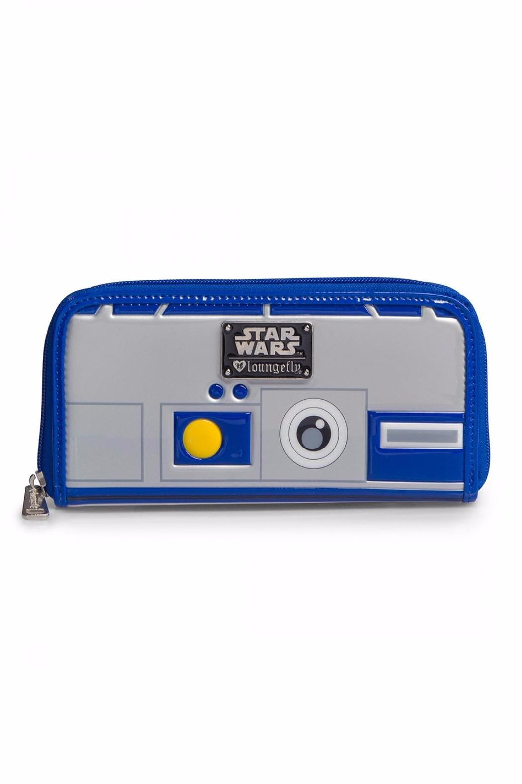 Loungefly R2-D2 Wallet - Side Cropped Image