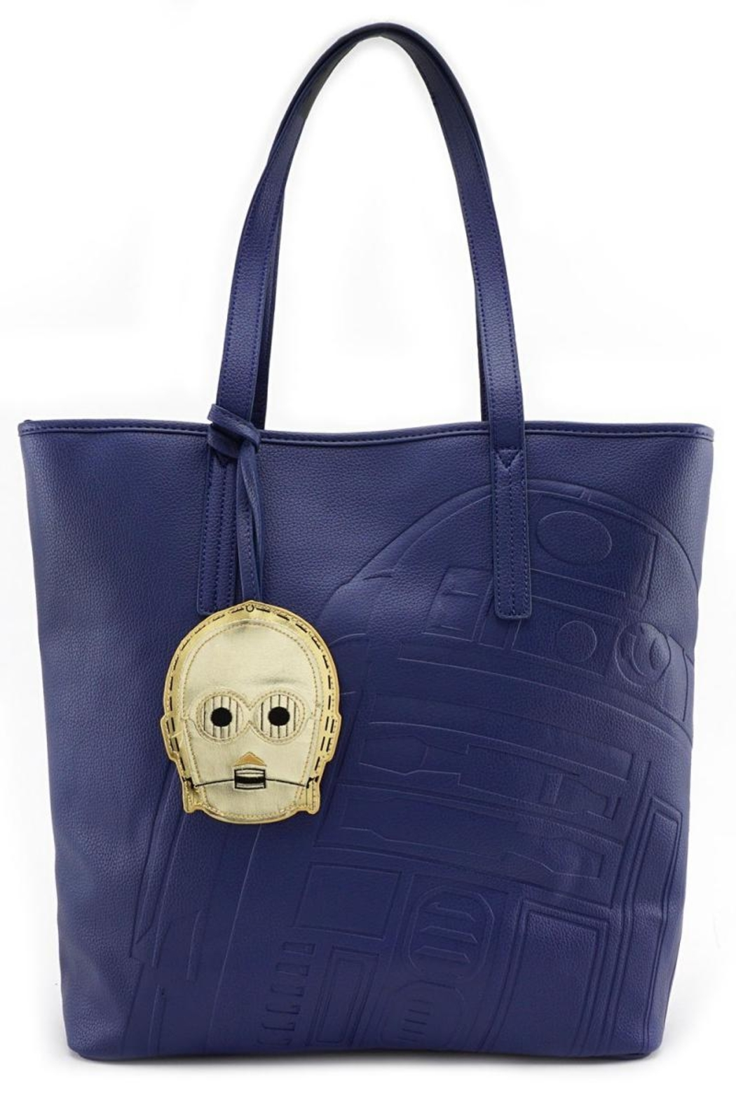 Loungefly R2d2 Embossed Tote-Bag - Main Image