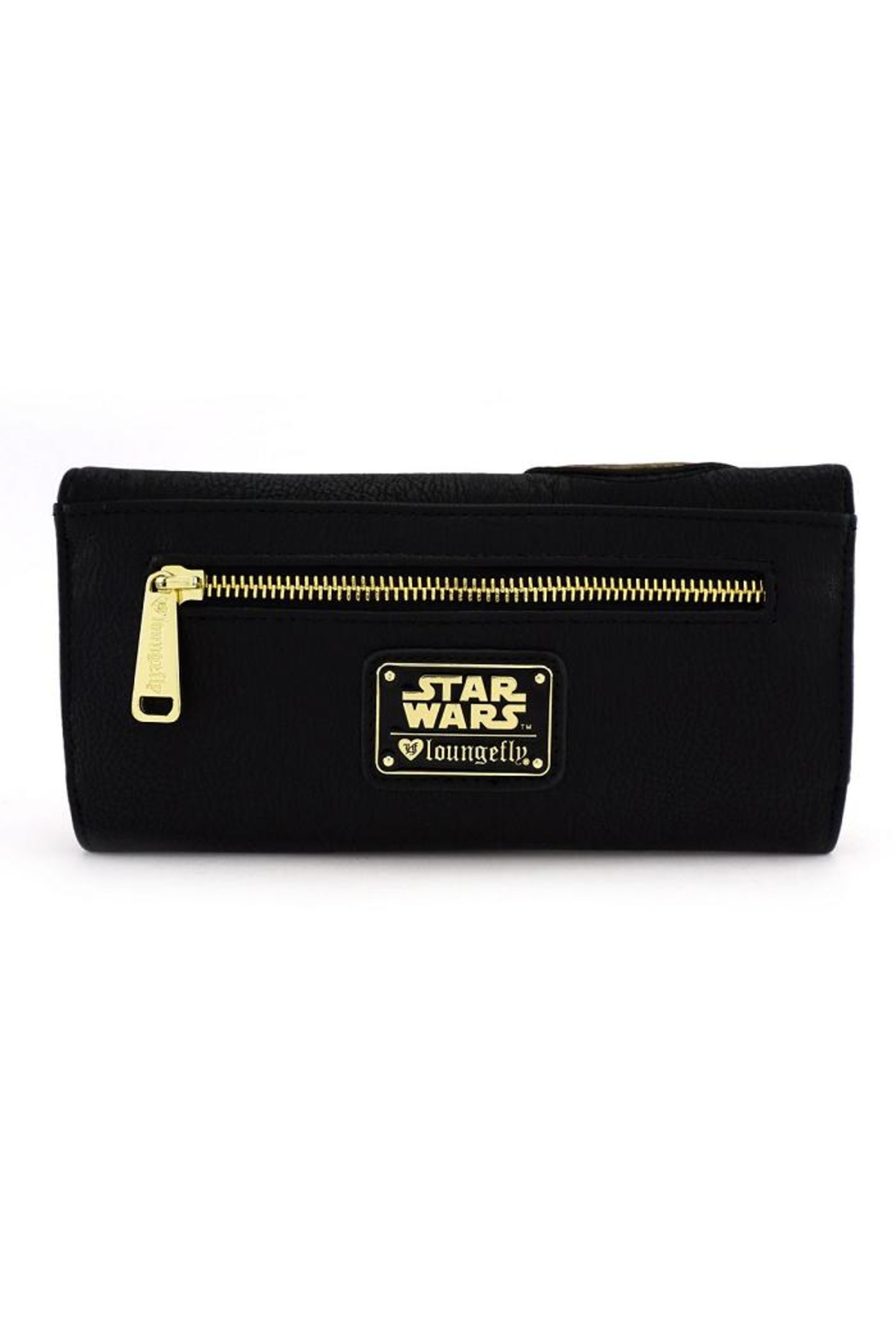 Loungefly Rebel Leia Wallet - Front Full Image