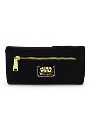 Loungefly Rebel Leia Wallet - Front full body
