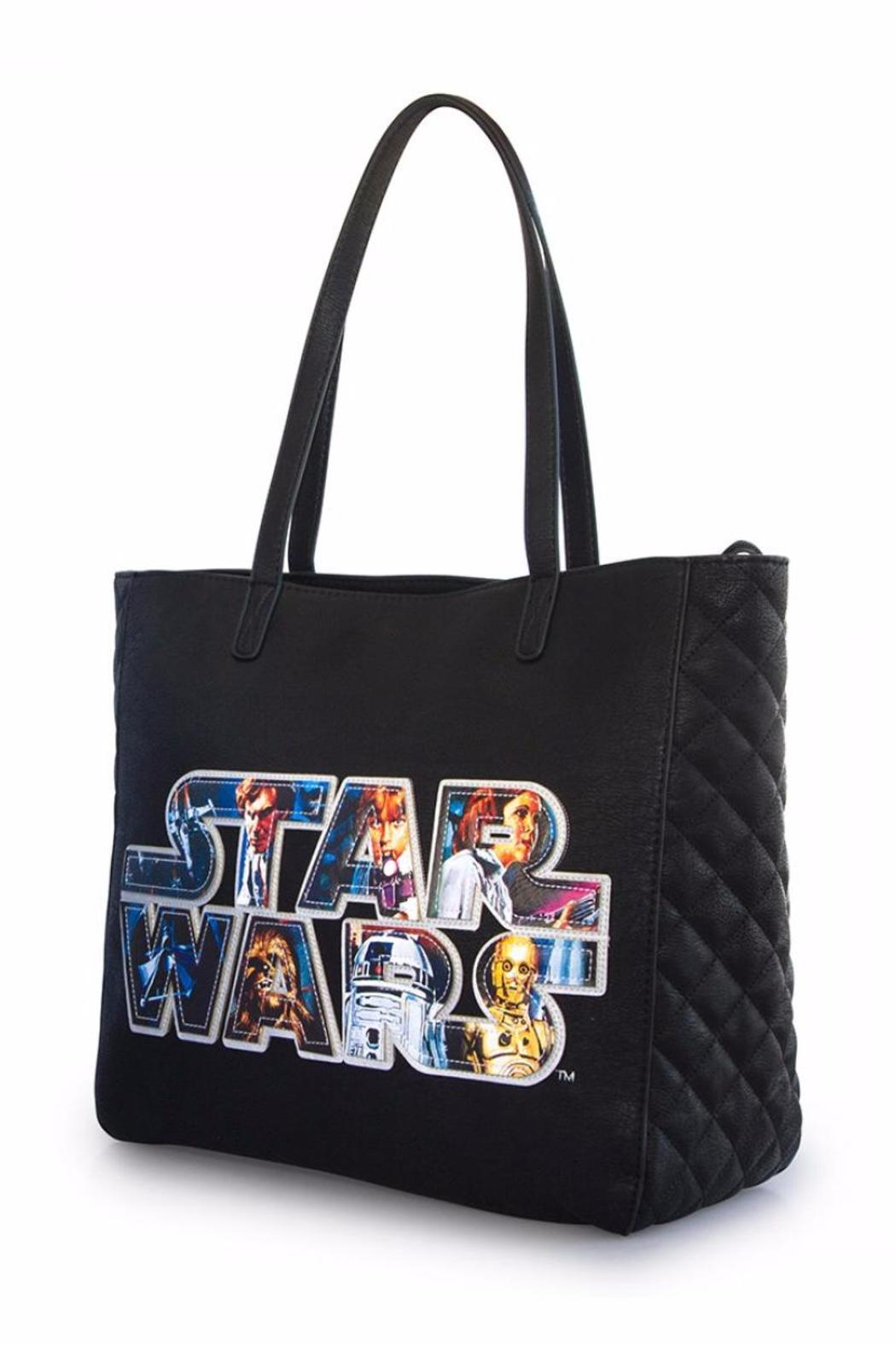 Loungefly Star-Wars Logo Tote - Front Full Image