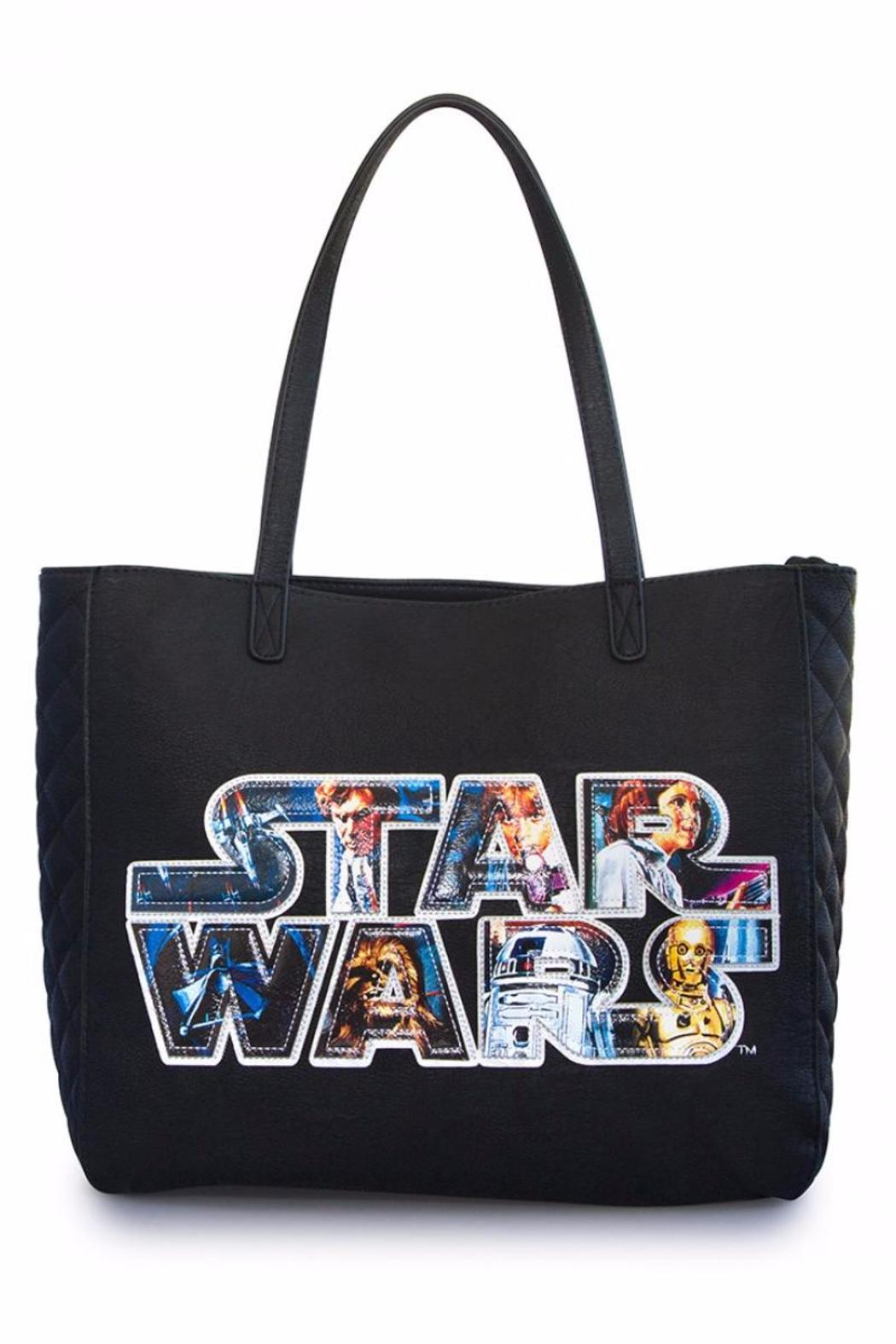 Loungefly Star-Wars Logo Tote - Main Image