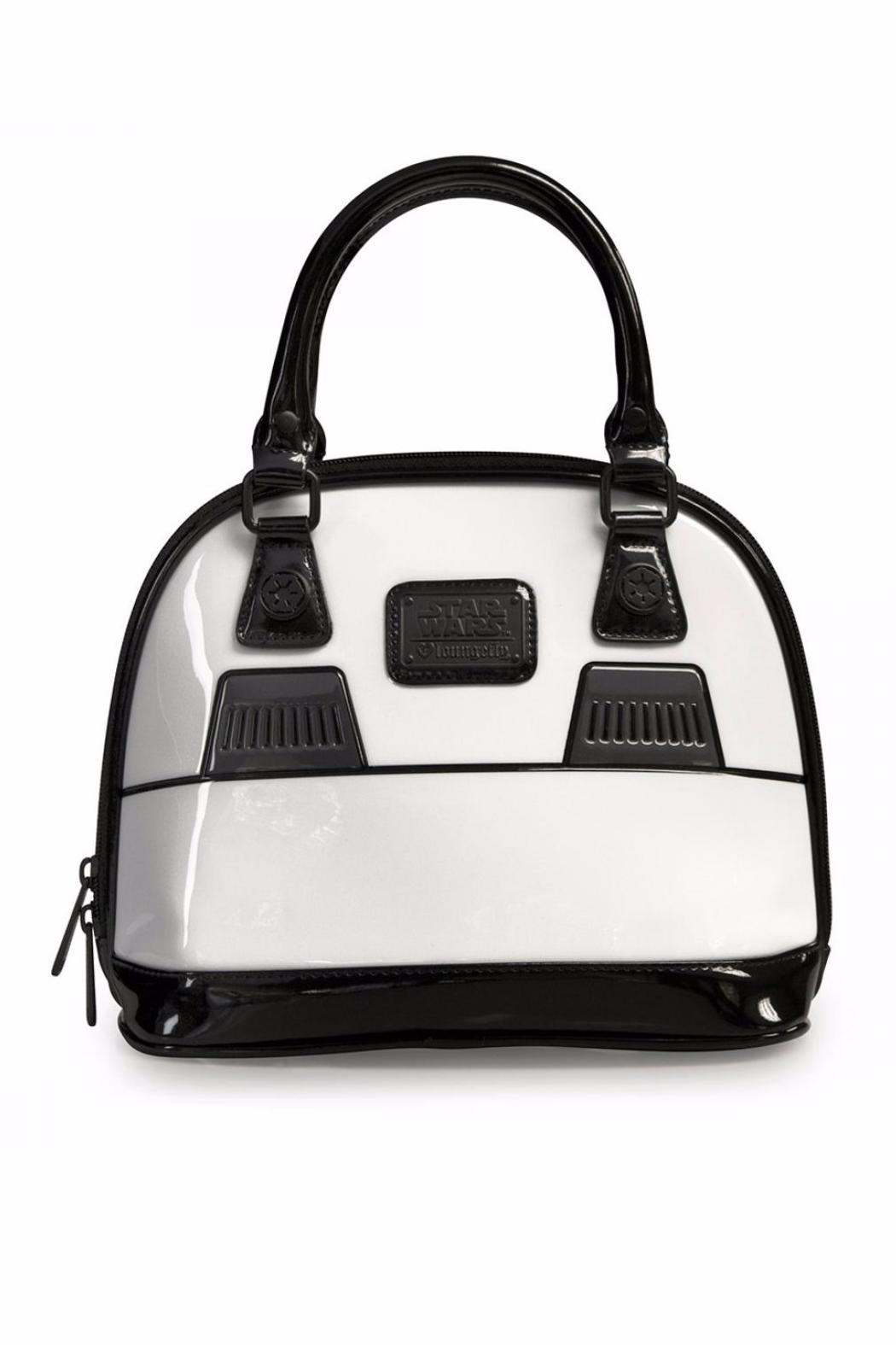 Loungefly Stormtrooper Handbag - Side Cropped Image
