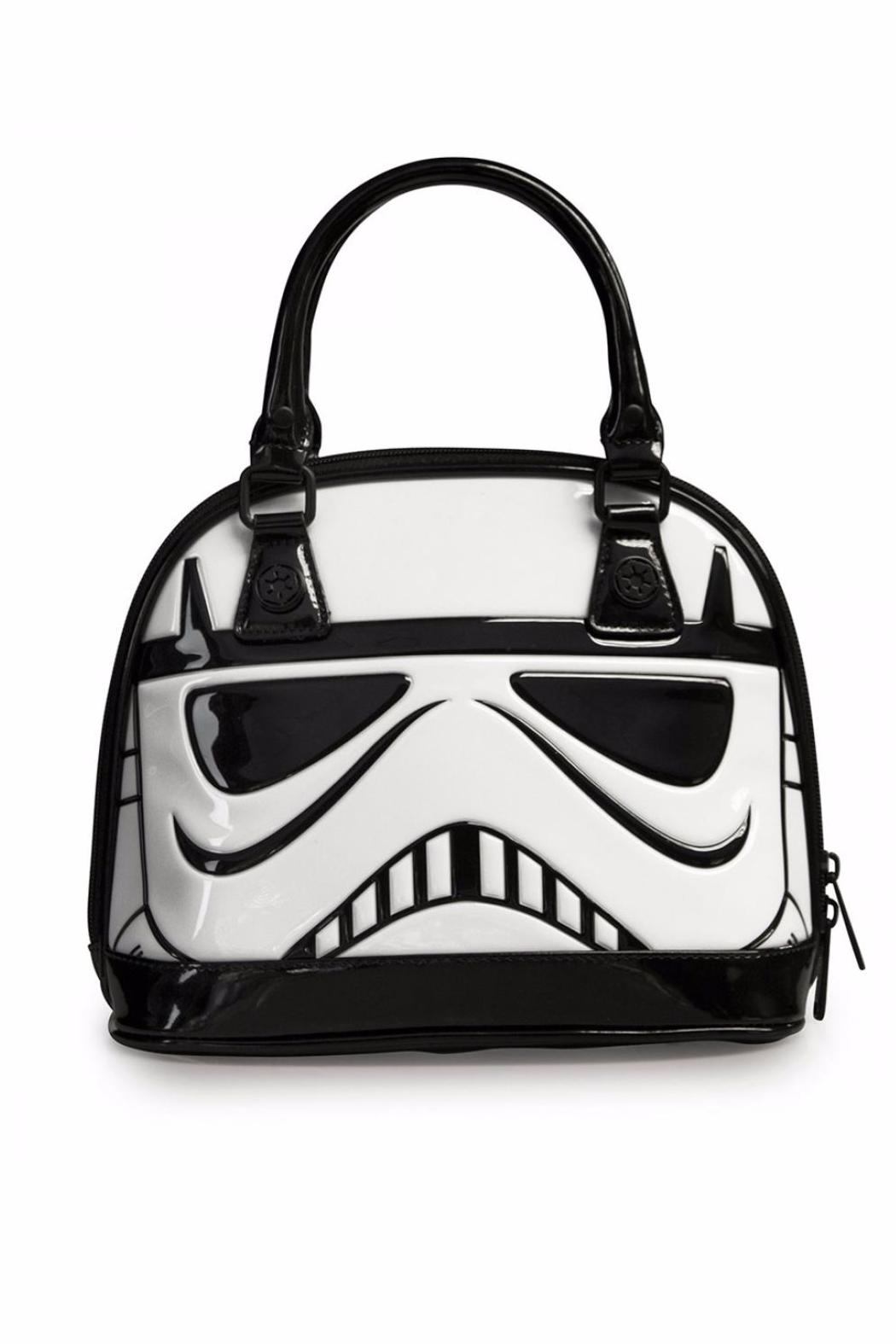 Loungefly Stormtrooper Handbag Front Cropped Image
