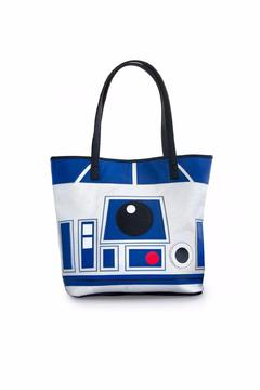 Loungefly Two Sided Droid Tote - Alternate List Image