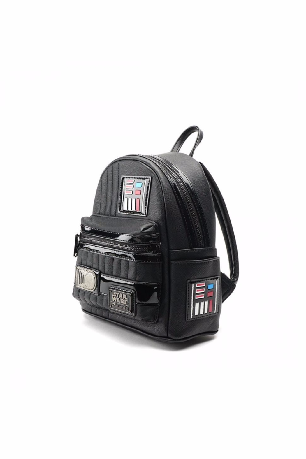 Loungefly Vader Mini Backpack - Front Full Image