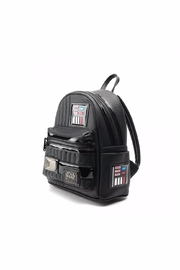Loungefly Vader Mini Backpack - Front full body