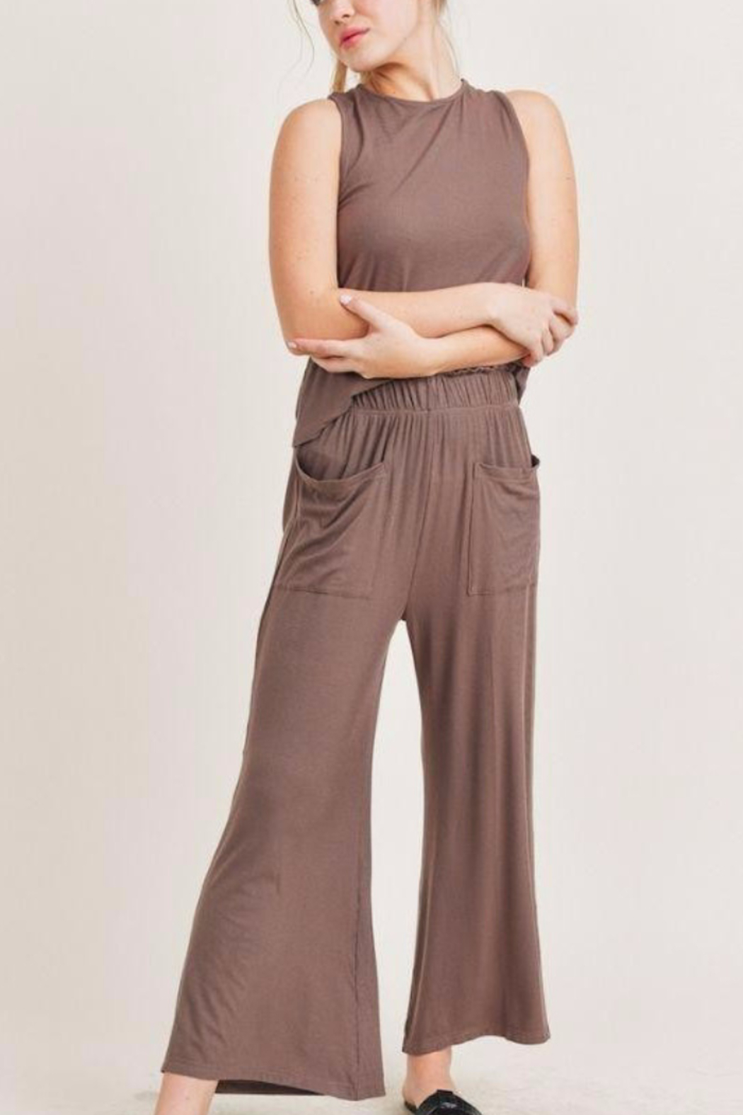 Patricia's Presents Loungewear Matching Set-Coco - Main Image