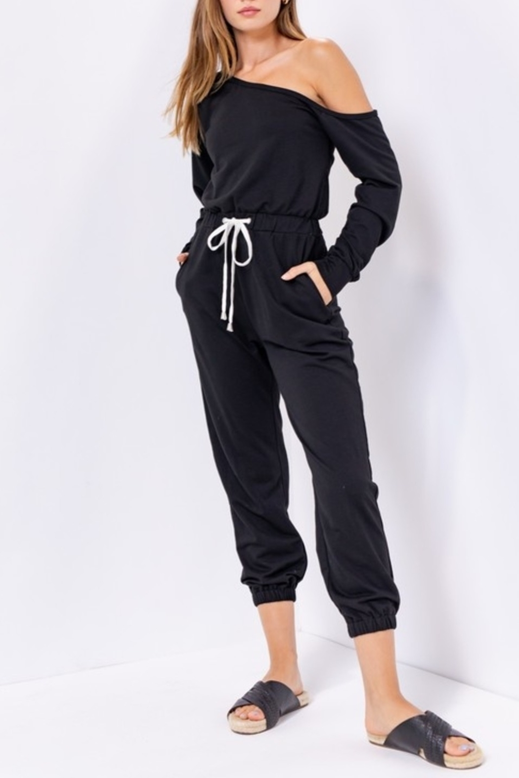 Le Lis Lounging in Style jumpsuit - Main Image