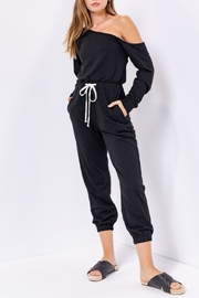 Le Lis Lounging in Style jumpsuit - Front cropped
