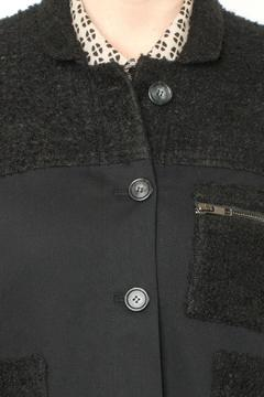 Loup Black Twill Jacket - Alternate List Image