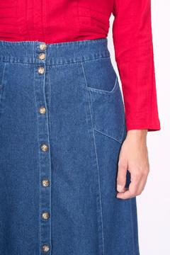 Shoptiques Product: Carla Denim Skirt