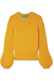 MiH Jeans Lova Cashmere Sweater - Product Mini Image