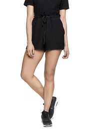 Lovan M Adana Black Shorts - Product Mini Image
