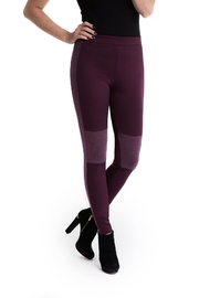 Lovan M Kaliau Burgundy Legging - Product Mini Image