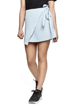 Shoptiques Product: Maroa Blue Skirt