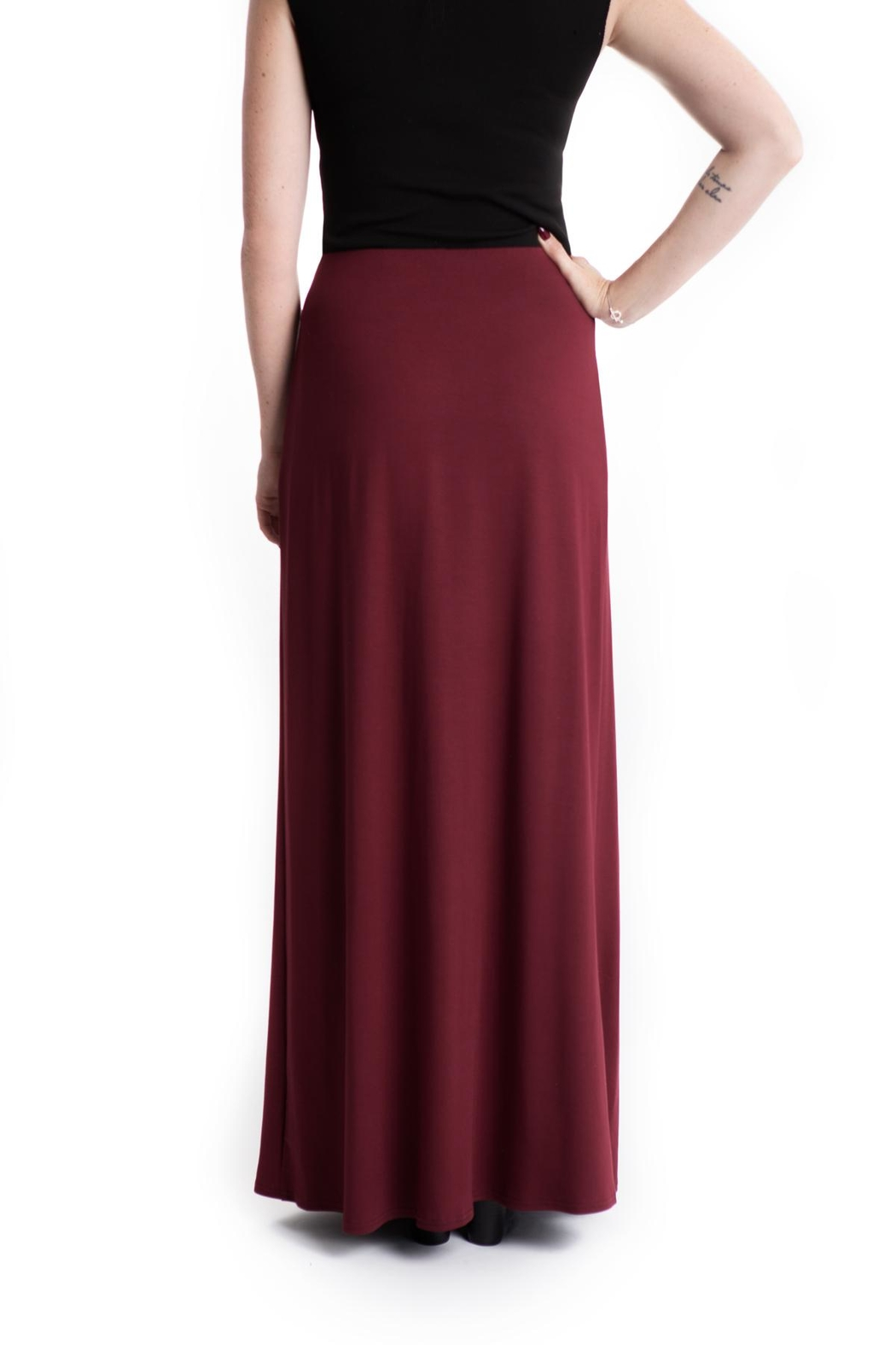 lovan m nassay maxi skirt from montreal shoptiques