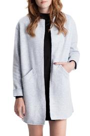 Lovan M Taho Wool Coat - Product Mini Image