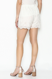 Love & Liberty Mamie Shorts - Back cropped