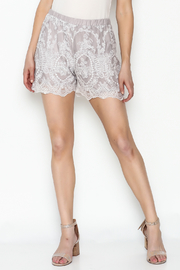Love & Liberty Mamie Shorts - Front cropped