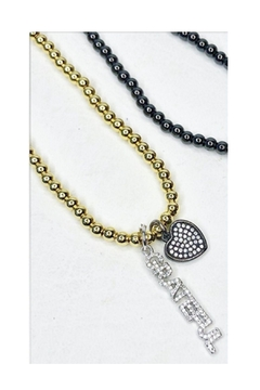 Love, Lisa Becca's Grateful Choker - Alternate List Image