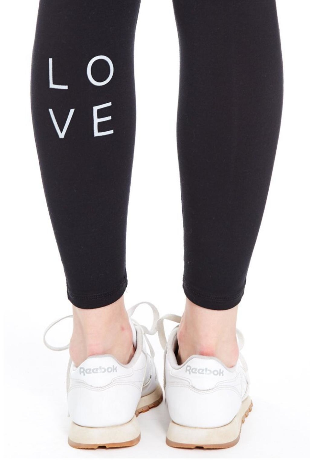 Good hYouman Love Athletic Legging - Main Image