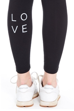 Good hYouman Love Athletic Legging - Product List Image
