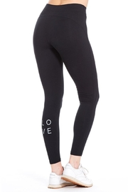 Good hYouman Love Athletic Legging - Front full body