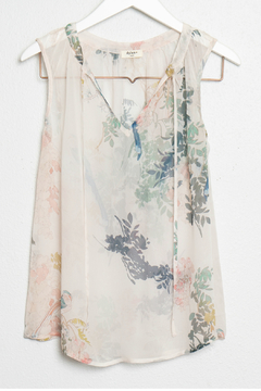 Dylan Love bird sleeveless top - Product List Image