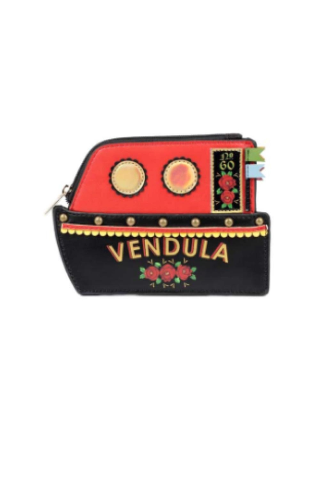 Vendula London Love-Boat Coin Purse - Front Cropped Image