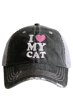 Shoptiques Product: Love Cat Hat