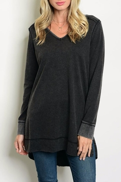Love Charcoal Sweater - Product List Image