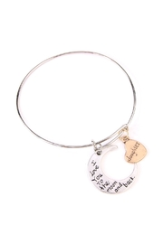 Riah Fashion Love-Charm Bracelet Collection - Product Mini Image