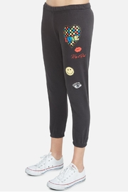 Lauren Moshi Love Checker Pants - Product Mini Image