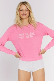 SPIRITUAL GANGSTER Love Crew Neck - Product Mini Image