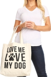 Imagine That Love Dog Bag - Product Mini Image